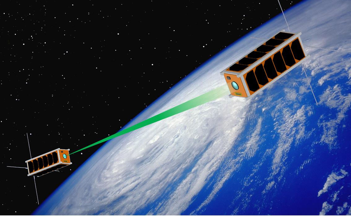 laser link